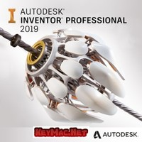 Autodesk Inventor Professional 2019 Crack + Serial Key (x32/x64) Full Free