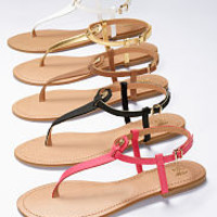 T-strap Flat - Supermodel Essentials - Victoria's Secret