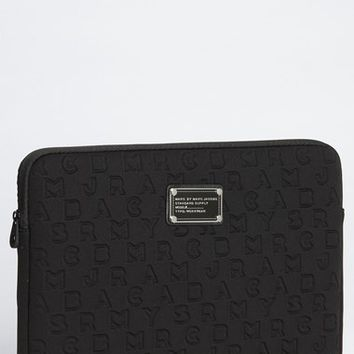 Women's MARC BY MARC JACOBS 'Dreamy Logo' Laptop Sleeve (13 Inch)