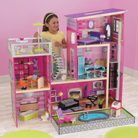 KidKraft Uptown Dollhouse with Furniture - 65833
