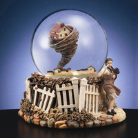 Wizard of OZ Musical Waterglobe