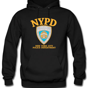NYPD color Hoodie