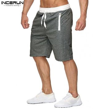 Incerun Casual Bermuda Men's Shorts