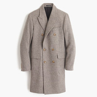 J.Crew Mens Ludlow Double-Breasted Topcoat In English Wool