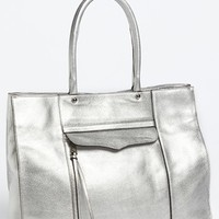 Rebecca Minkoff 'M.A.B.' Metallic Leather Tote | Nordstrom