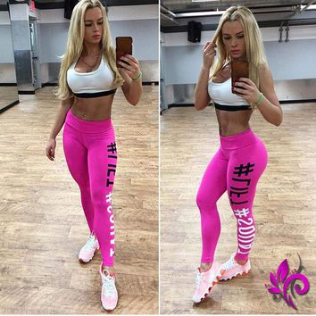 #LIFT #SQUAT Fashion Workout Leggings