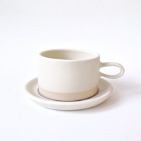 Cup & Saucer (MADE TO ORDER)