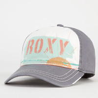 Roxy Surf Shack Womens Snapback Hat Natural One Size For Women 21648042301