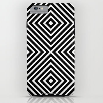 Chevron Diamond iPhone & iPod Case by Pencil Me In ™