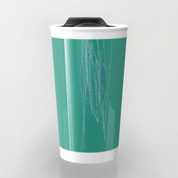 re_1 Travel Mug by Kristina Kerstner