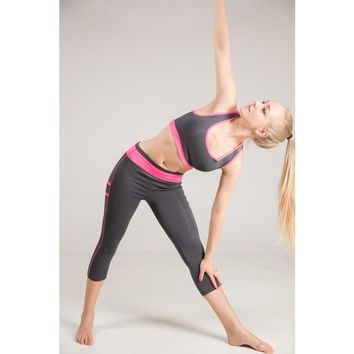 ACTIVEWEAR DON'T FORGET TO STRETCH - ACTIVE SET