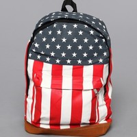 Stars and Stripes Backpack - Accessories | GYPSY WARRIOR