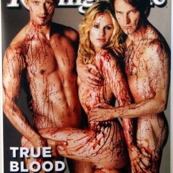 True Blood Rolling Stone Poster 16inx24in Imported