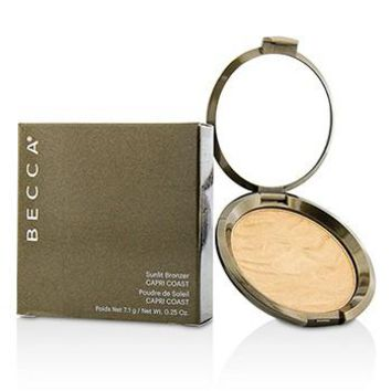 Becca Sunlit Bronzer - # Capri Coast Make Up