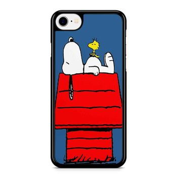 Snoopy And Woodstock Iphone 8 Case