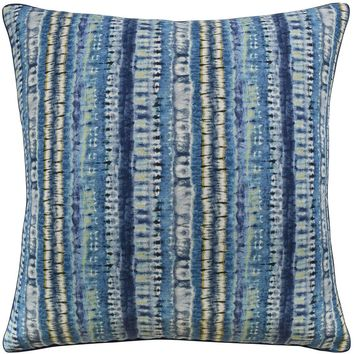Boho Peacock Pillow