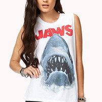 Jaws™ Muscle Tee