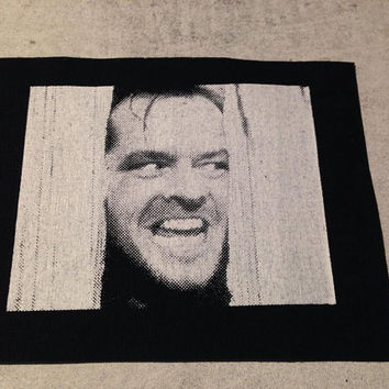 Here's Johnny! The Shining Punk Patch