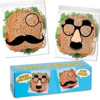 Disguise Sandwich Bags