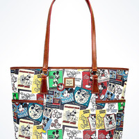 Disney Dooney & Bourke Mickey Tote New with Tags