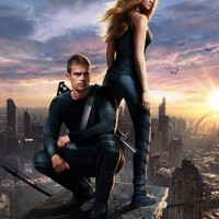 DIVERGENT - Movie Poster - Flyer - 11 x 17 - KATE WINSLET - ASHLEY JUDD - THEO JAMES - SHAILENE WOODLEY