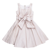 Shimmering Taffeta Party Dress