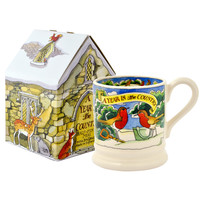 Year in the Country Scene 2016 1/2 Pint Mug Boxed
