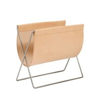 Magazine Holder - Beige -22%