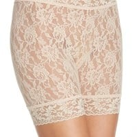 Women's Hanky Panky Sheer Signature Lace Bike Shorts
