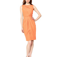 Raoul Riley Side Draped Dress