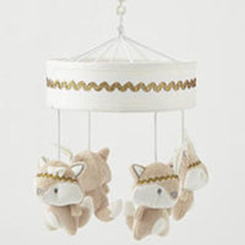 Levtex Baby Little Feather Musical Mobile