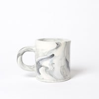 The Pursuit of Happiness Marbled Mug