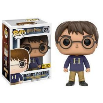 REPLACEMENT - FUNKO POP! HARRY POTTER HARRY POTTER (SWEATER)