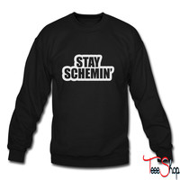 STAY-SCHEMIN 4 sweatshirt