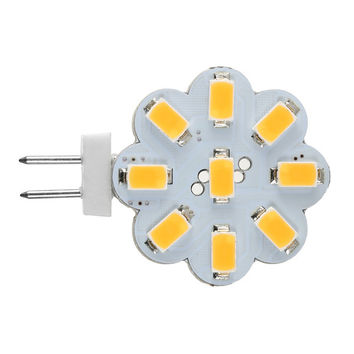 JC G4 12V-24V LED 4.5W 5730 Light Bulb Tolerates Unstable Your Voltage