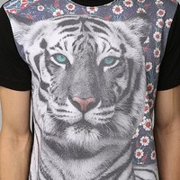 Bengal Tiger Allover Tee