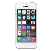 Refurbished Apple iPhone 5 AT&T White 32GB (MD637LL/A) (A1428)