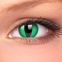 Green Contact Lenses | Anaconda Crazy Contact Lenses (Pair)