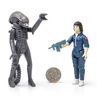 Alien Reaction Figures