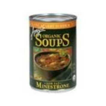 Amy's Kitchen Low Sodium Minestrone Soup (12x14.1 Oz)