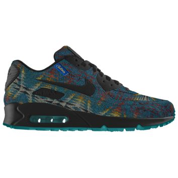Nike Air Max 90 Premium Pendleton iD Women\u0026#39;s Shoe