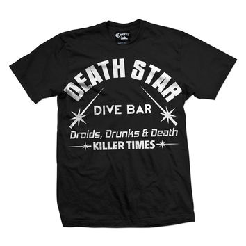 Death Star Dive Bar Tee
