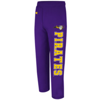 East Carolina Pirates Automatic Fleece Pants - Purple/Gold