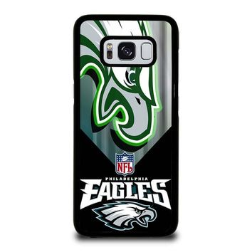 PHILADELPHIA EAGLES Samsung Galaxy S8 Case Cover