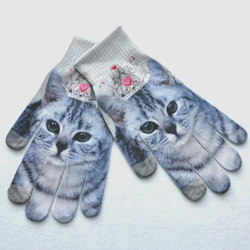 Insulated Warm Winter Gloves for Women