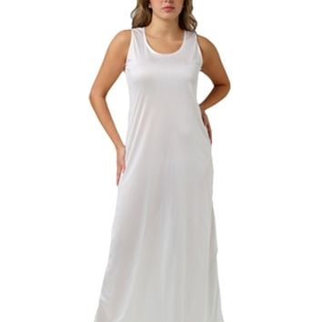 Nylon Maxi Length Dress Liner - Underworks