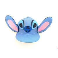 Stitch Hat Ears, Lilo & Stitch inspired Mickey ears, Disney inspired Stitch ears, Disney inspired Lilo and Stitch ears, Lilo and Stitch hat,