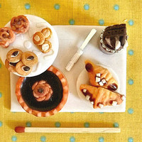 The indulgence! - A thumbnail of sweet menù Two