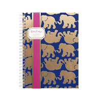 Lilly Pulitzer Mini Notebook - Tusk In Sun