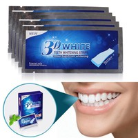 Teeth Whitening Strips Dental Tooth 3D Teeth Bleaching Advanced Ultra White Routine Whitening 14 Pairs Whitener